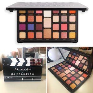 Makeup Revolution X Friends Flawless Limitless